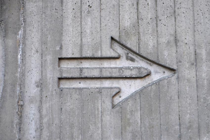 Стрелка бетон толщиномеры бетона